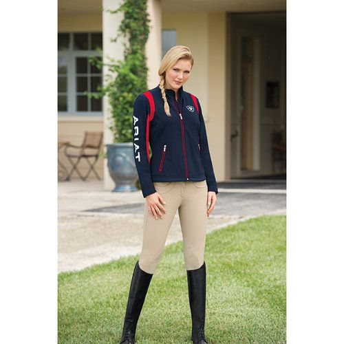 Horseback Fashion: Ariat® Team Soft Shell Jacket