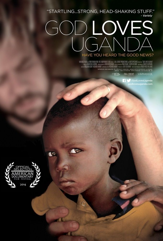 'God Loves Uganda,' will have its Palm Springs premiere at AmDocs 2014, and its Academy Award-winning director (Roger Ross Williams) will be in attendance for a post-screening Q&A with the audience.