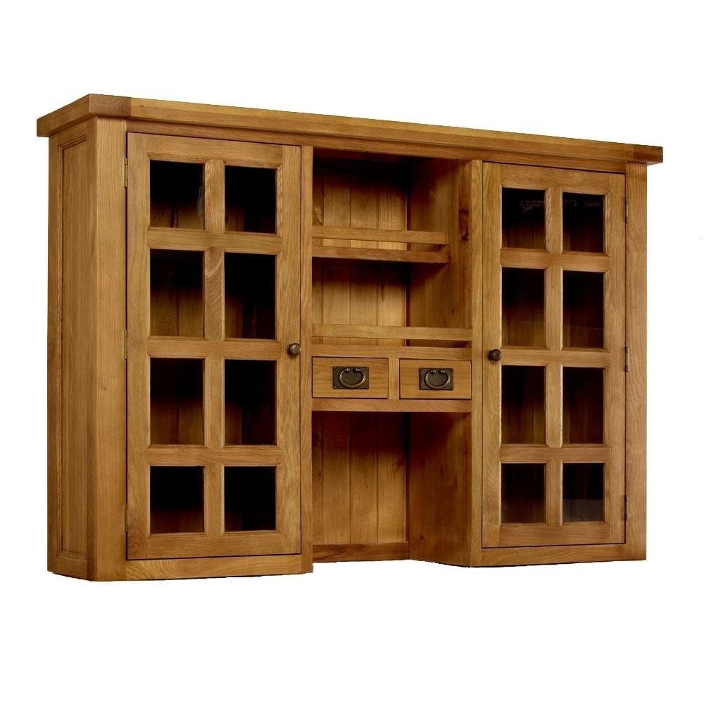 Provence Oak Glazed Dresser Top Only