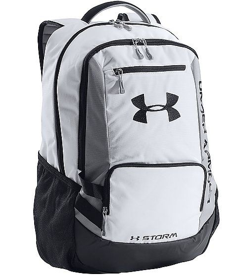Under Armour Hustle Backpack At Buckle