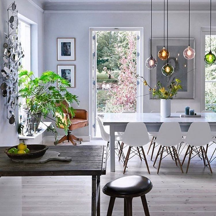 Wall color and lights   Dream dining room, Dining room ... on Living Room Wall Sconce Ideas For Dining Area id=32729