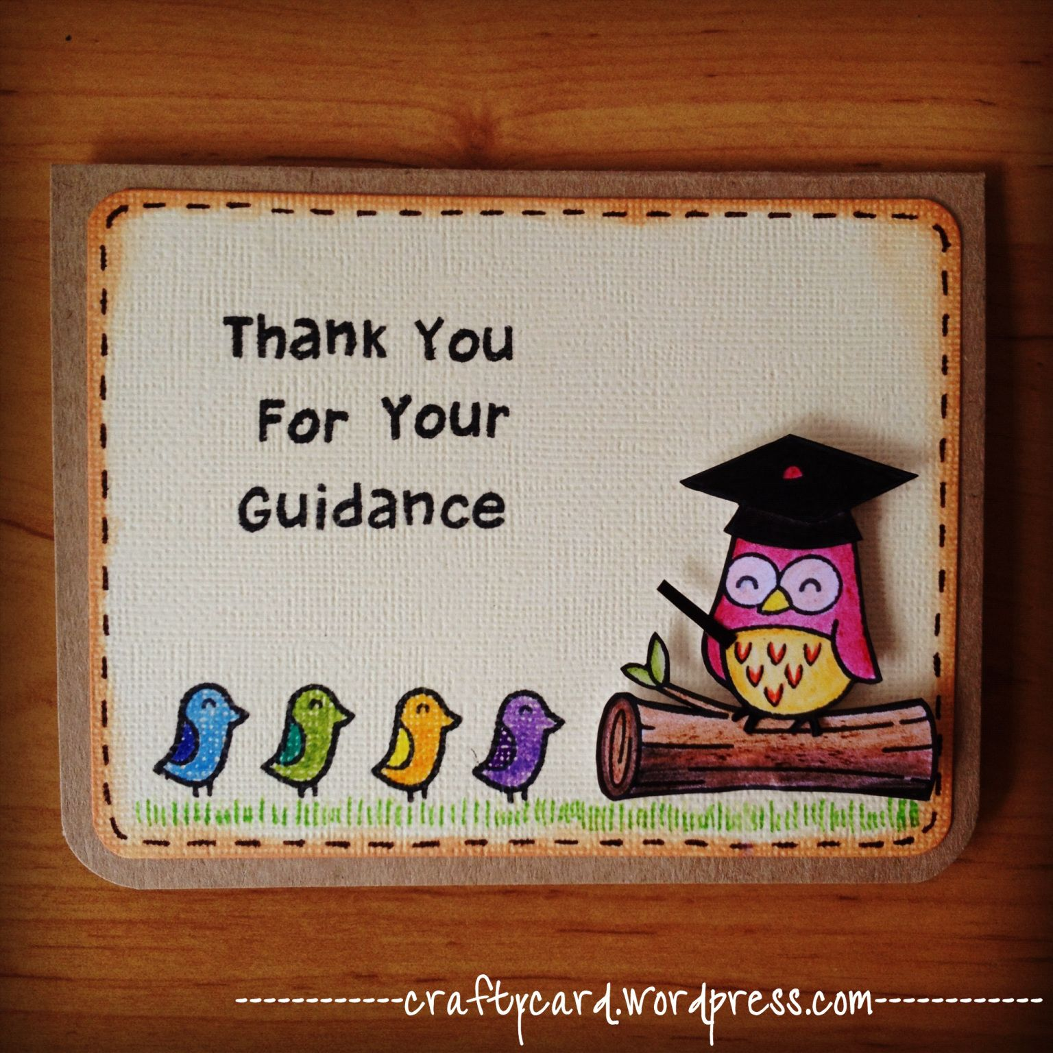 M201 Thank You For Your Guidance Pinterest Paper Quilling