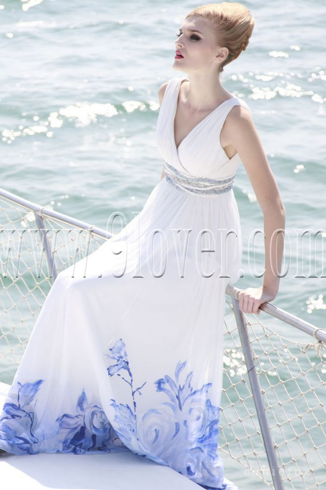 Wear A Dress That Fits The Location Of Your Destination Wedding By Choosing
