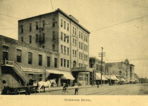 Exploring History Historic Photographs Of Shawnee Oklahoma