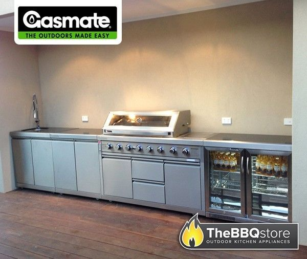 Kitchen Cabinet Package: GASMATE PLATINUM II PACKAGE