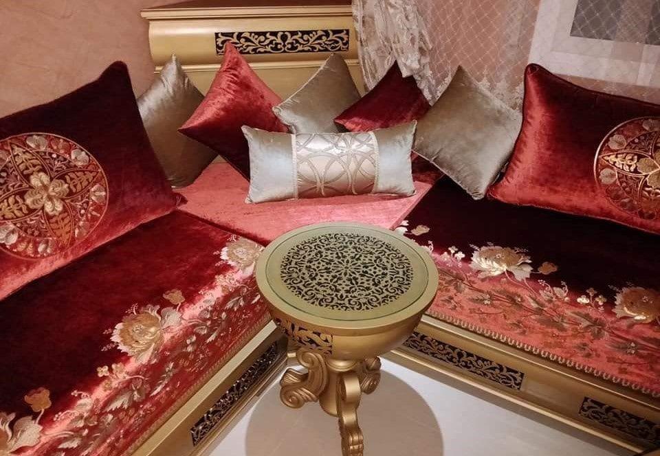 Cendriers pour décoration salon marocain moderne - Déco Salon Maroc ...