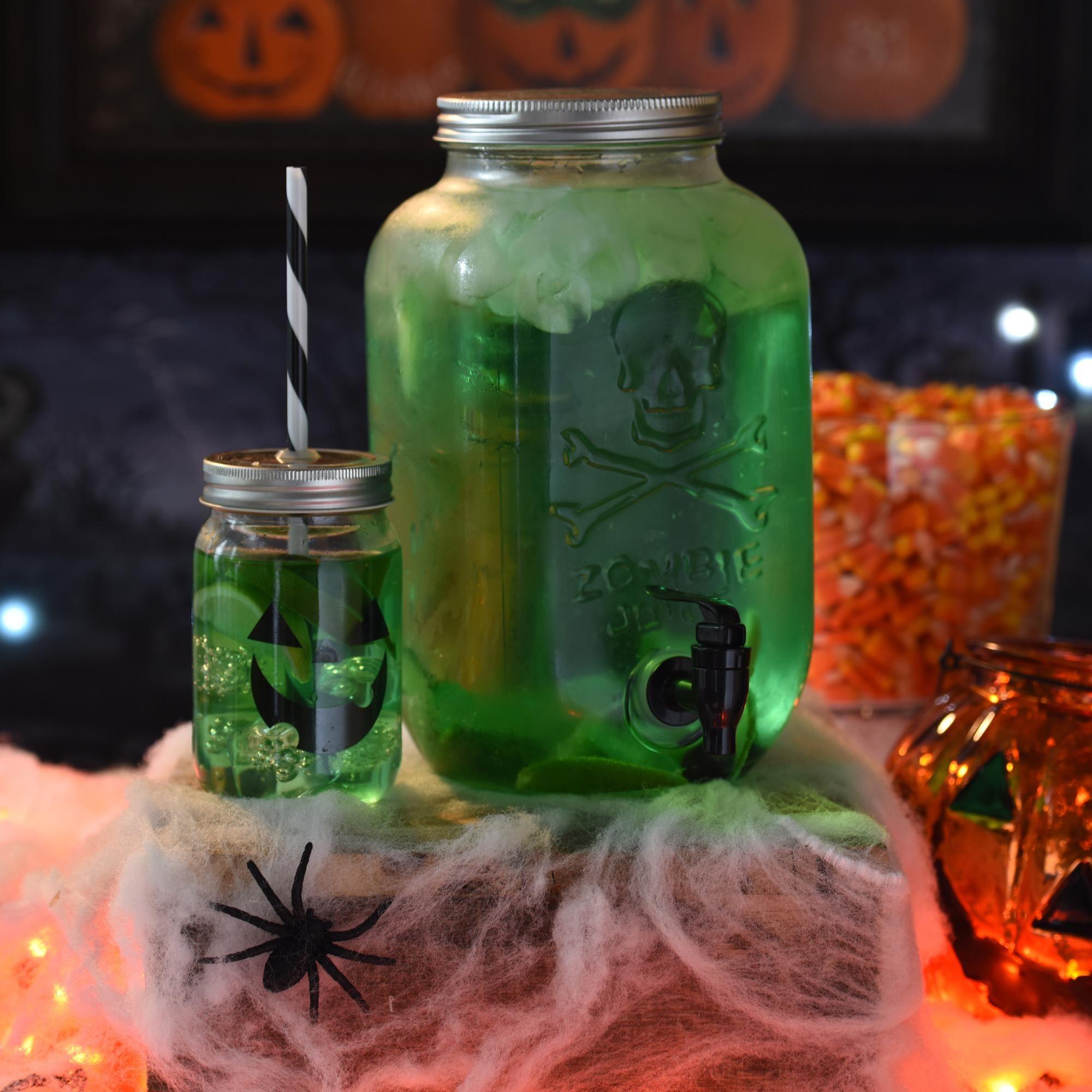 skull & cross bones beverage dispenser | holiday fun. randomness