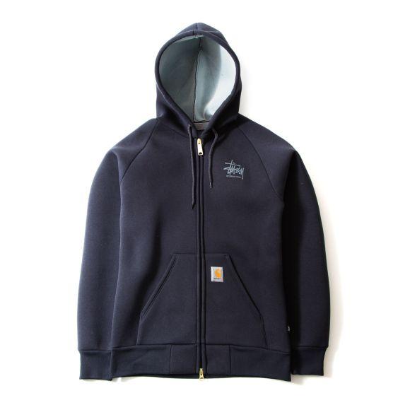 Stüssy Carhartt WIP Car-Lux Hooded Jacket