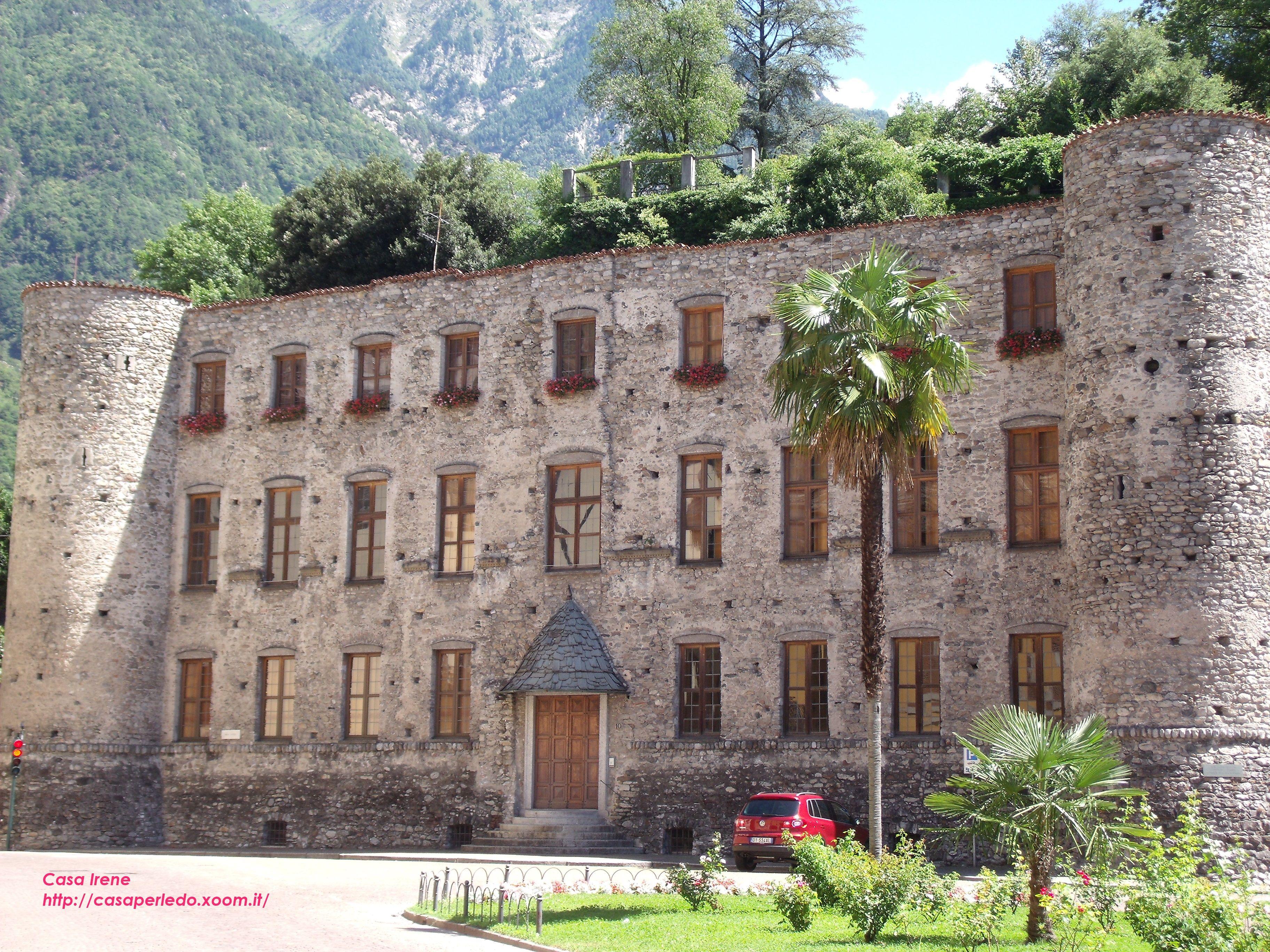Palazzo Balbiani (the Castle) in Chiavenna (So) | Explore ...