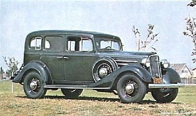 1934 Chevrolet Master Sedan | (CARS) THE MAGNIFICENT CHEVROLET