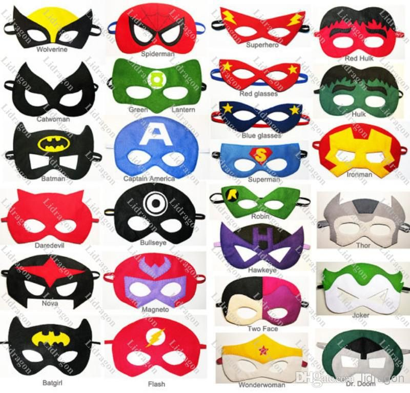 Wholesale Masquerade Masks - Buy Halloween Mask for Children ...