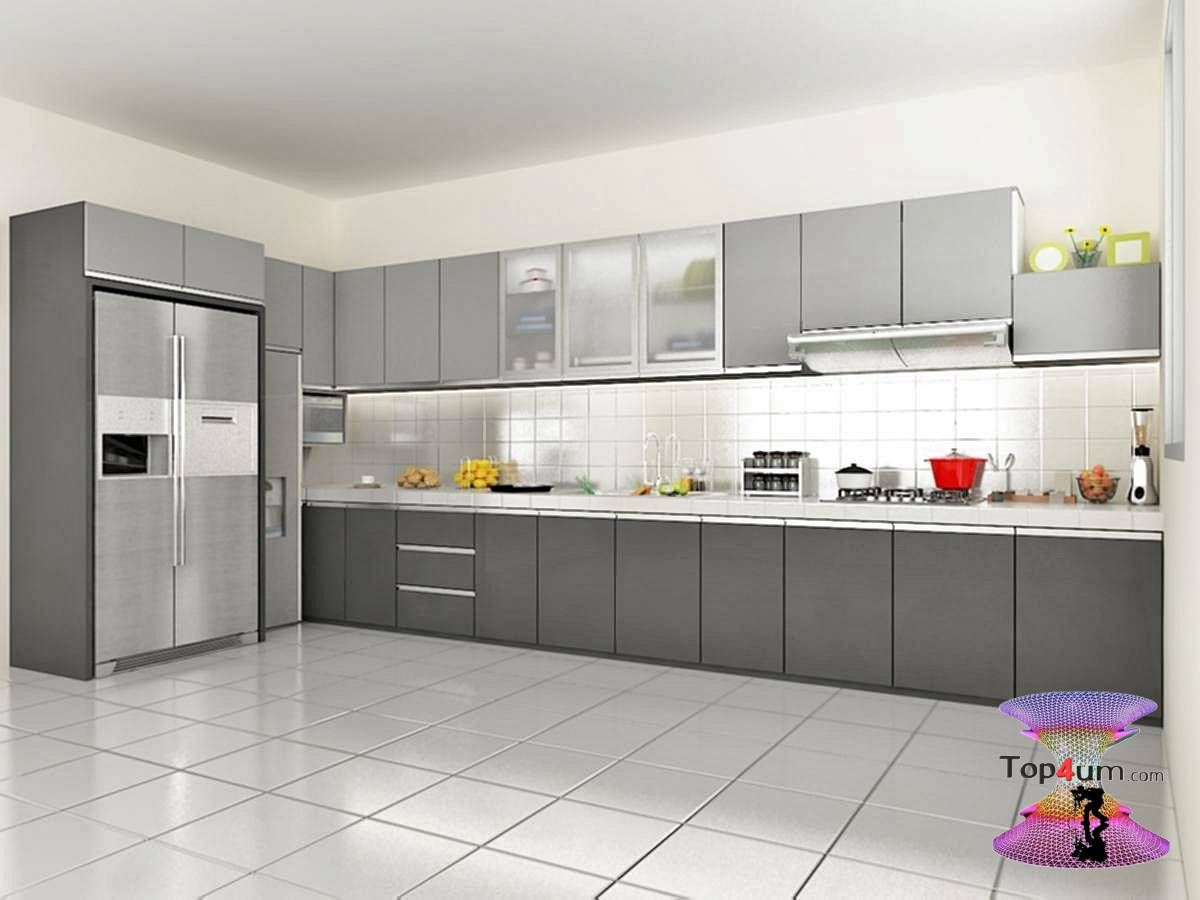 اشيك مطابخ امريكانى 3 modern elegant kitchens  Modern kitchen