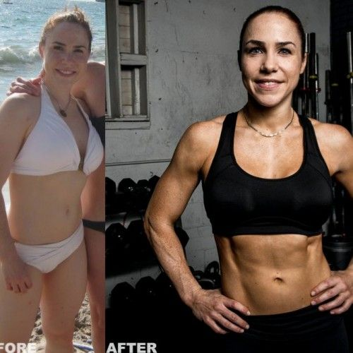 1 Year CrossFit Before And Afters Crossfit After Nutrition Inspiration