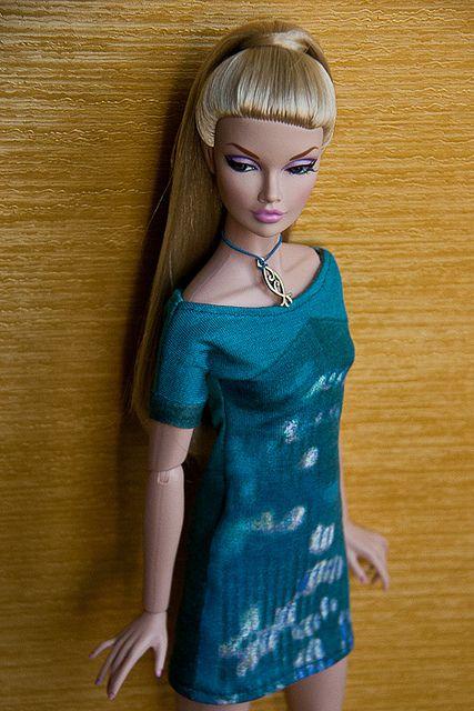 ooak poppie parker | ilovethatdoll OOAK outfit for 16' Poppy Parker Fashion Teen | Flickr ...