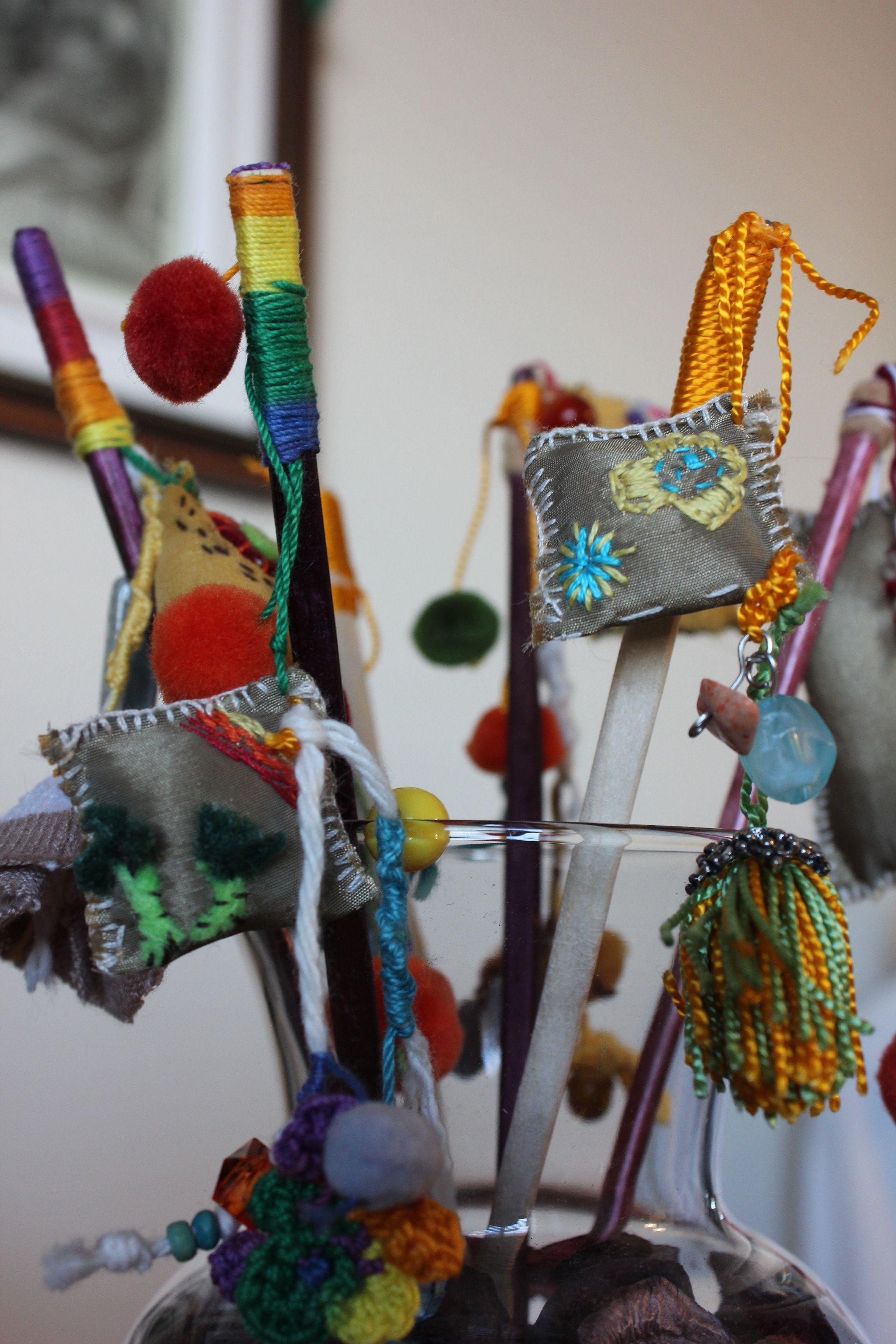 Adornitos para el cabello. yerlysdesigns.blogspot.ca