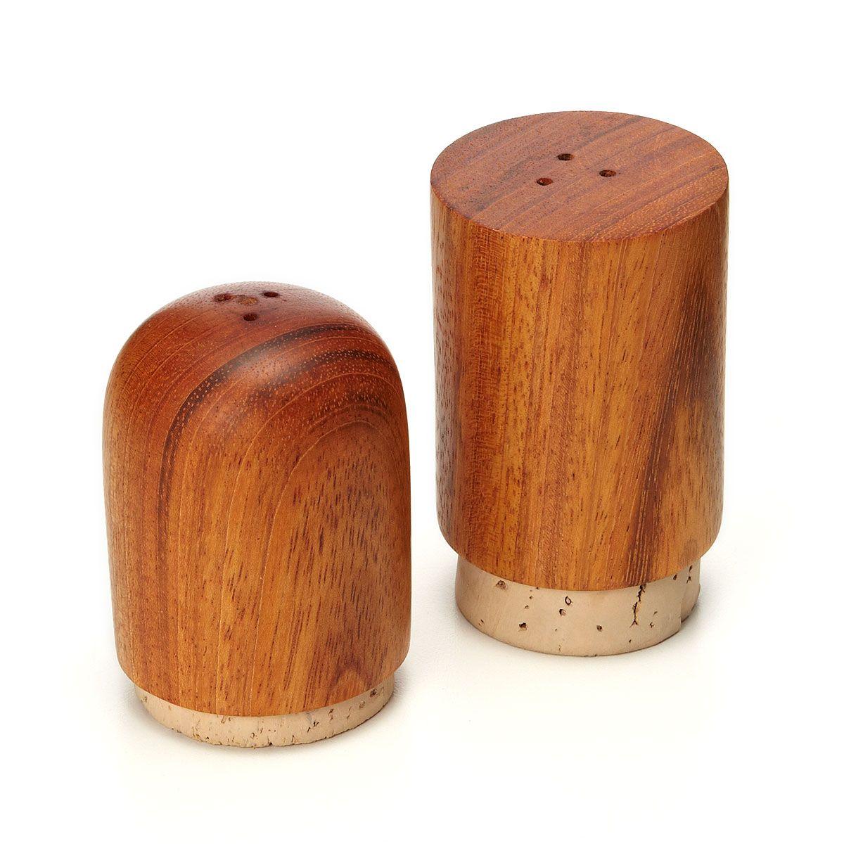 Wooden Salt And Pepper Shaker Set Holz Drechseln Drechseln Pfeffermuhlen