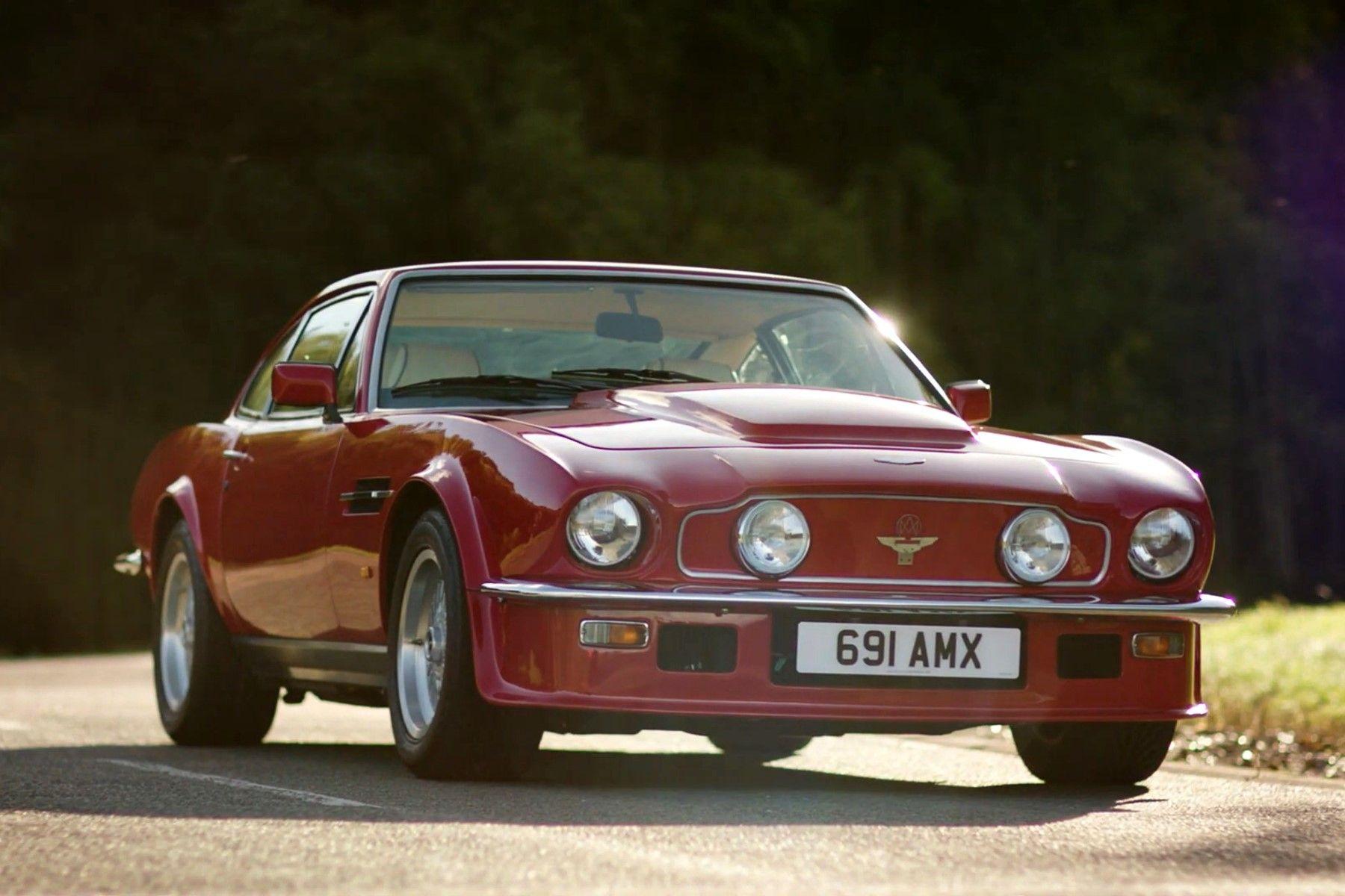 Aston Martin Modeles Historiques Rares A Vendre Presentes En Video Aston Martin Historique Auto