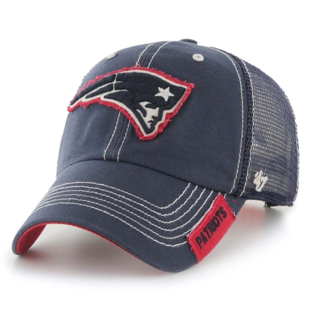 New England Patriots 47 Brand Turner Clean Up Adjustable Hat Navy New England Patriots Patriots New England Patriots Logo