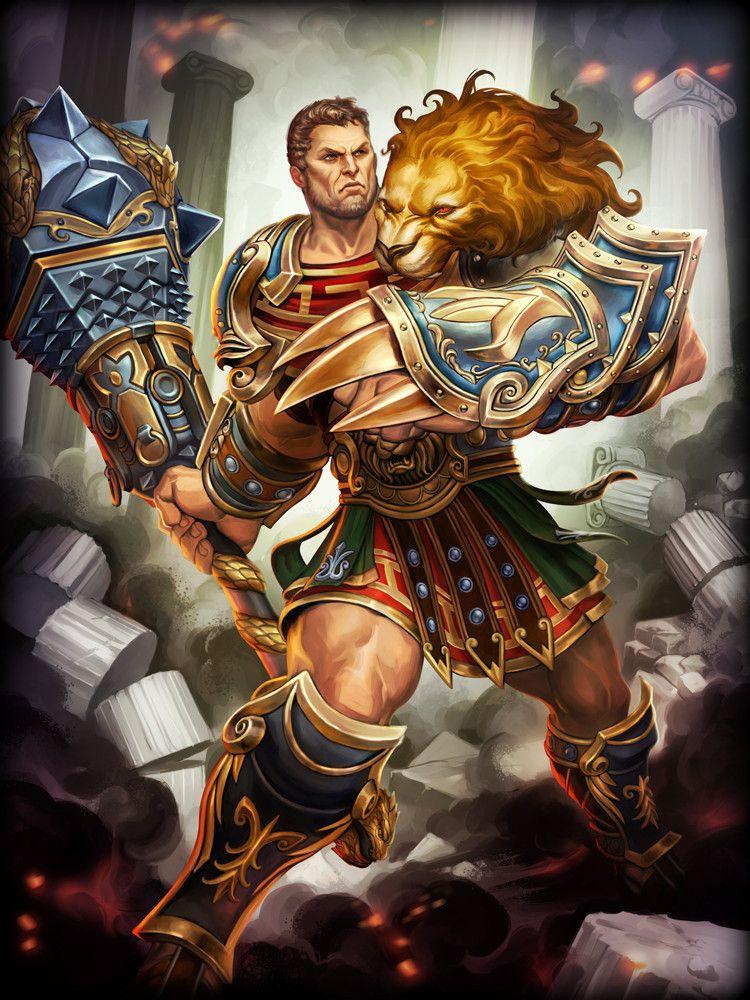 Hercules Hercules, Celtic gods