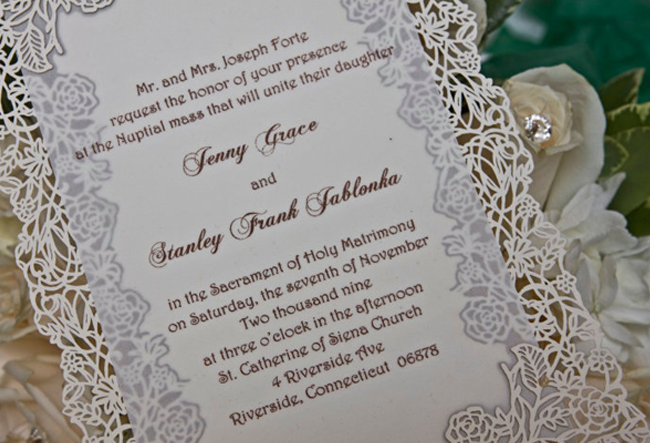 Wedding Invitations South Florida
