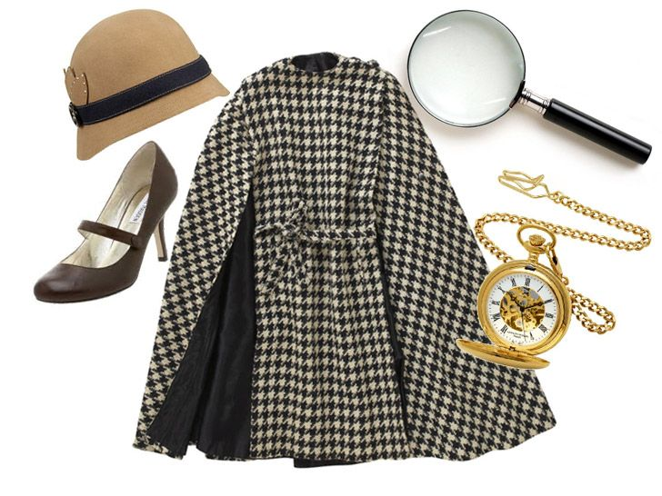 12aa69da26040 Girl Detective | Ecouterre | Crafts for me in 2019 | Detective ...
