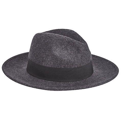 Buy JOHN LEWIS   Co. Wool Fedora Hat e73498ab788