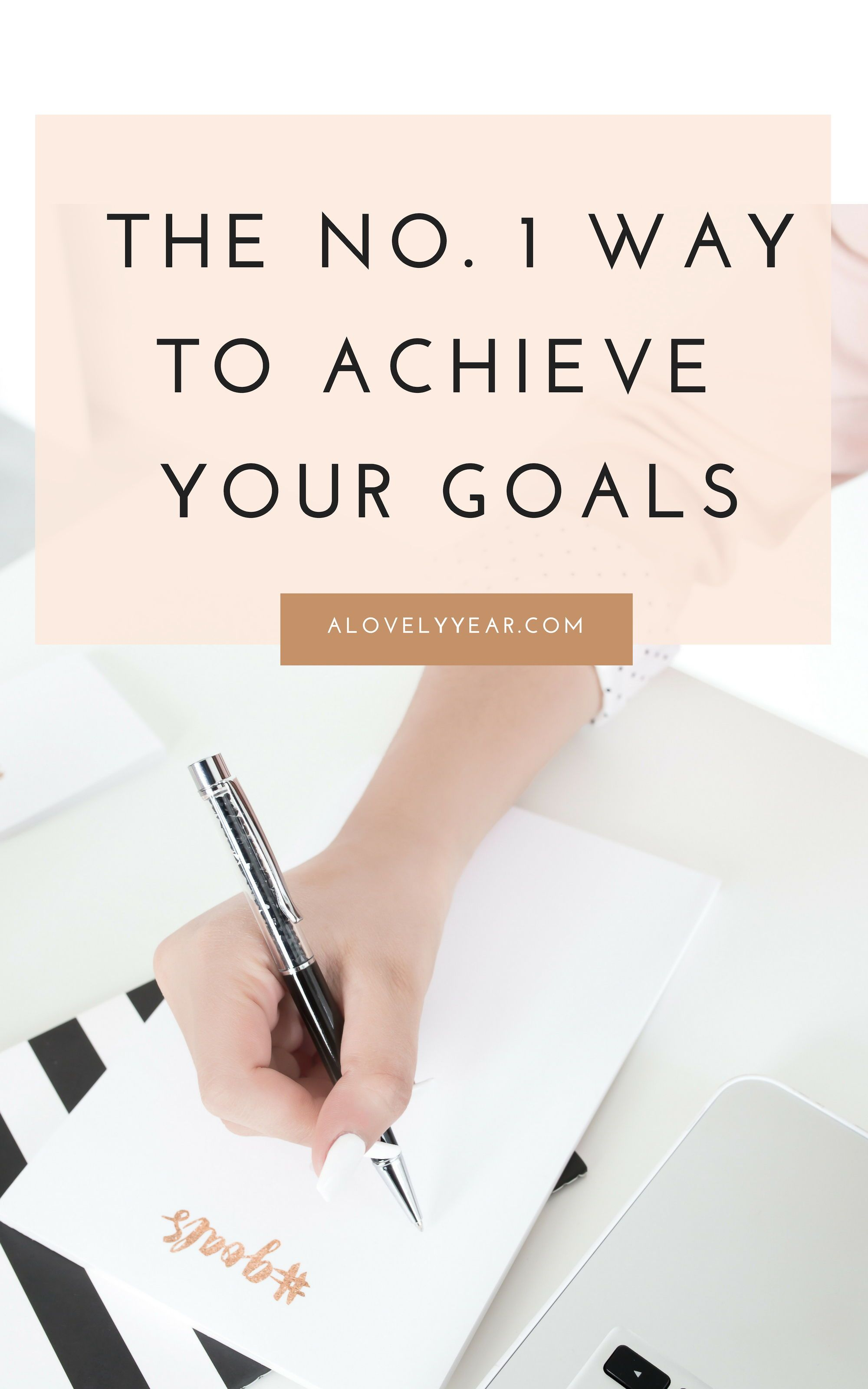 Why It S Important To Write Down Your Goals