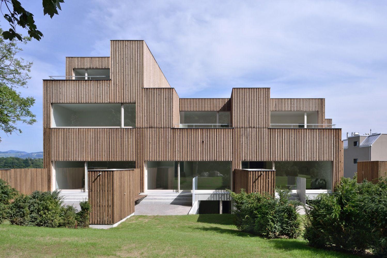 Gallery of Mehrfamilienhaus Chammerholz / Moos Giuliani Herrmann Architekten - 1