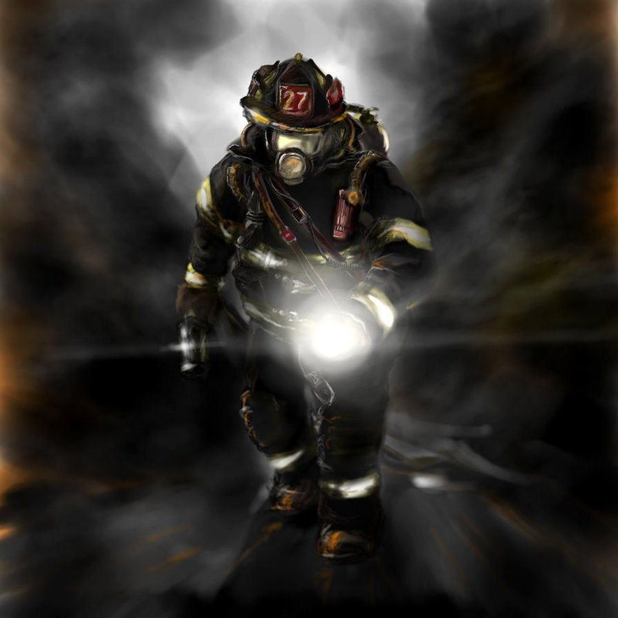 mobile firefighter wallpaper