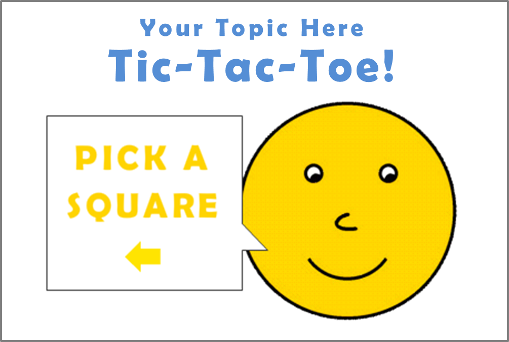 I Just Made A Zippy New TicTacToe Game Template To Share In