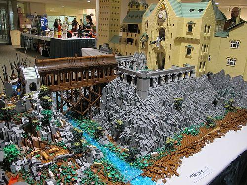 Amazing Lego Creations   Lego   Lego hogwarts, Amazing ...