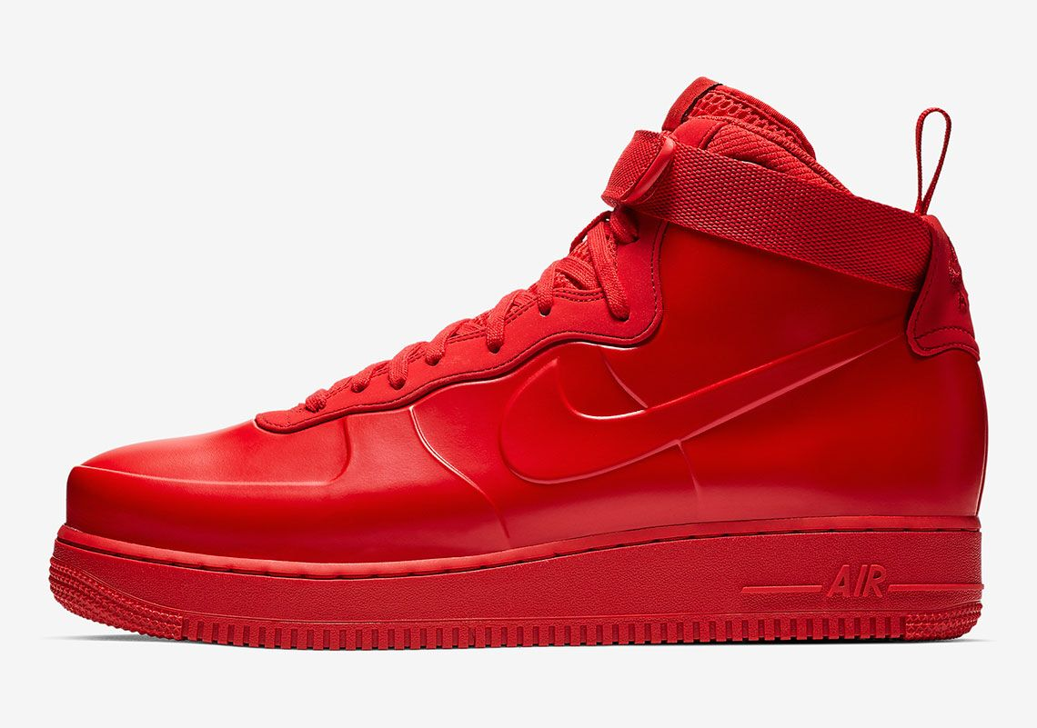 Red nike shoes, Sneakers