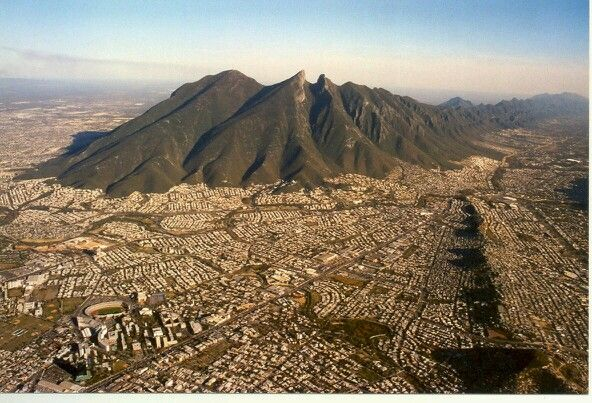 My home town MTY,MX