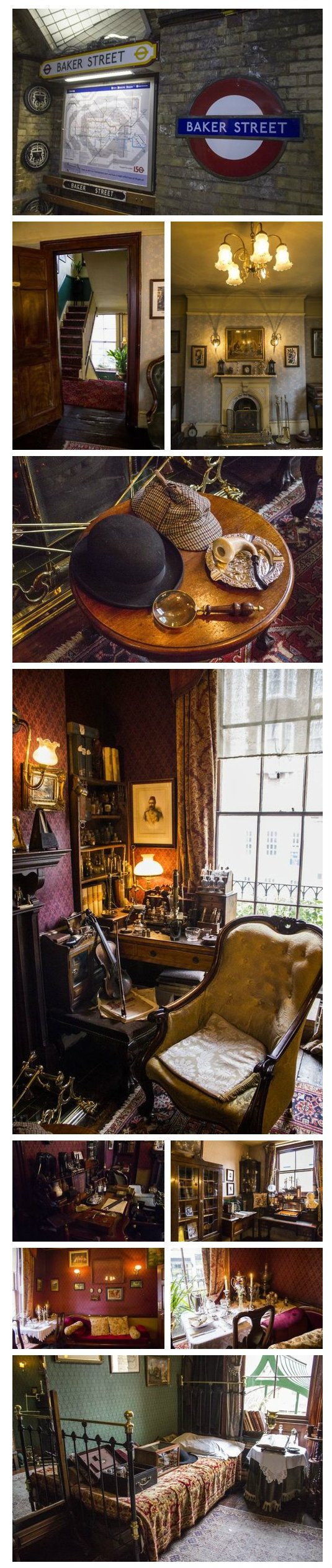 Living room victorian pinterest baker street sofas and 221b - Museums