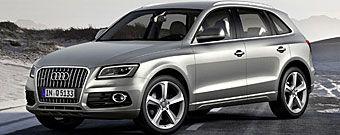 El Audi Q5 se actualiza  con una gama más eficiente