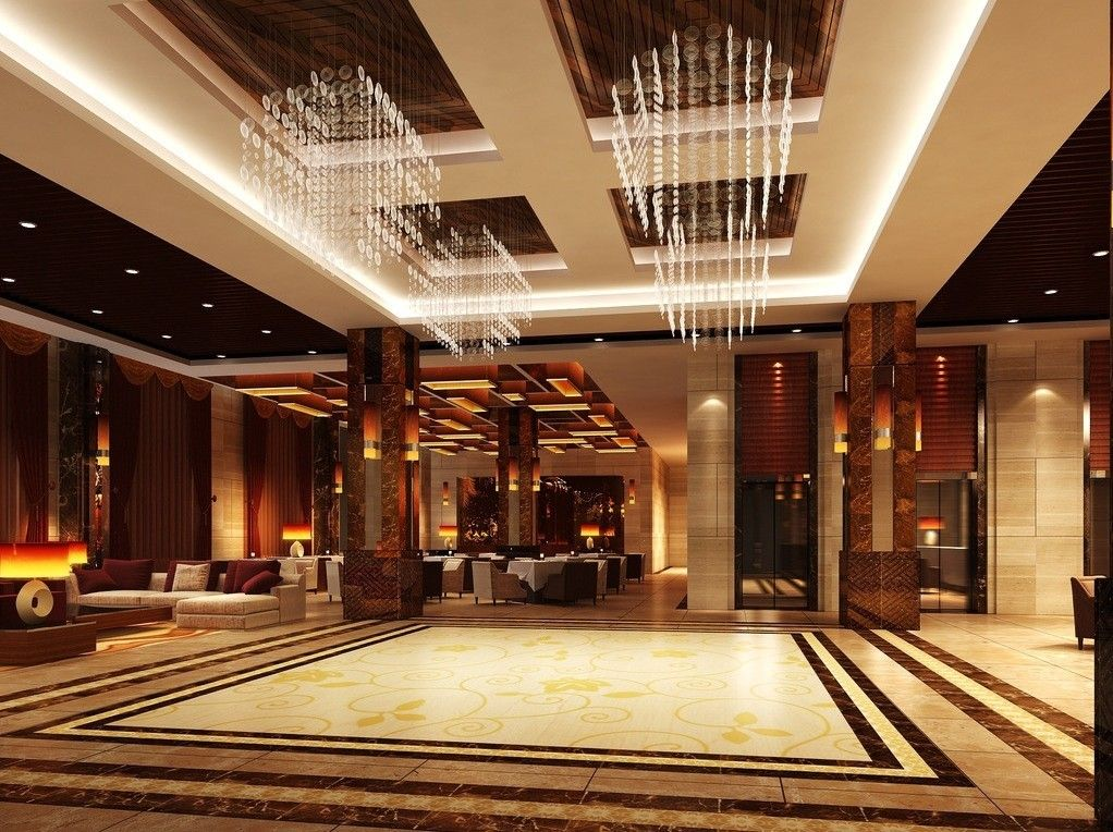 most luxury interior design hotel lobby decor home best home