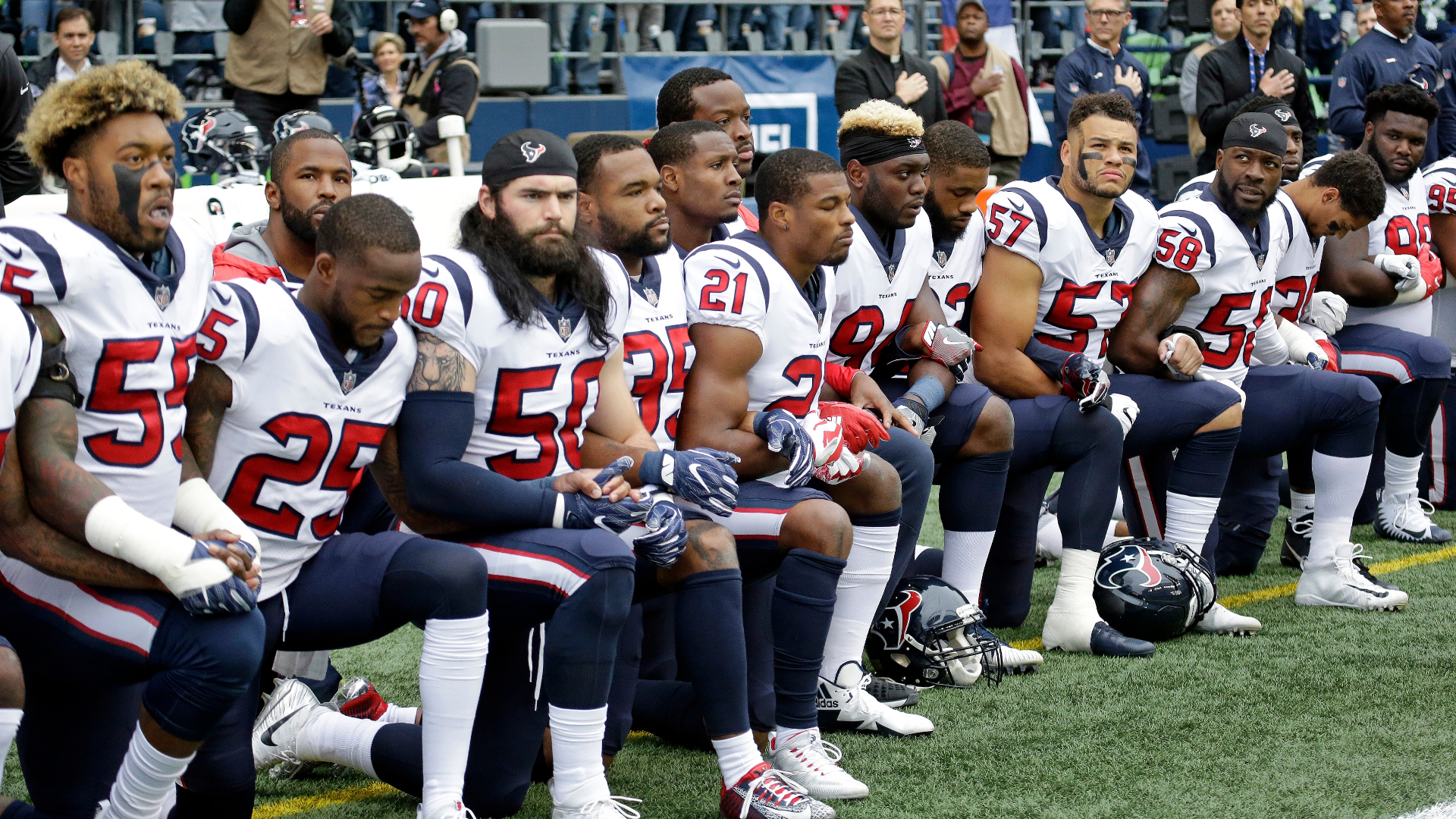 There Would Be No Nfl Without Black Players They Can Resist The Anthem Policy With Images Anthem Protest Nfl Week Nfl Sponsors