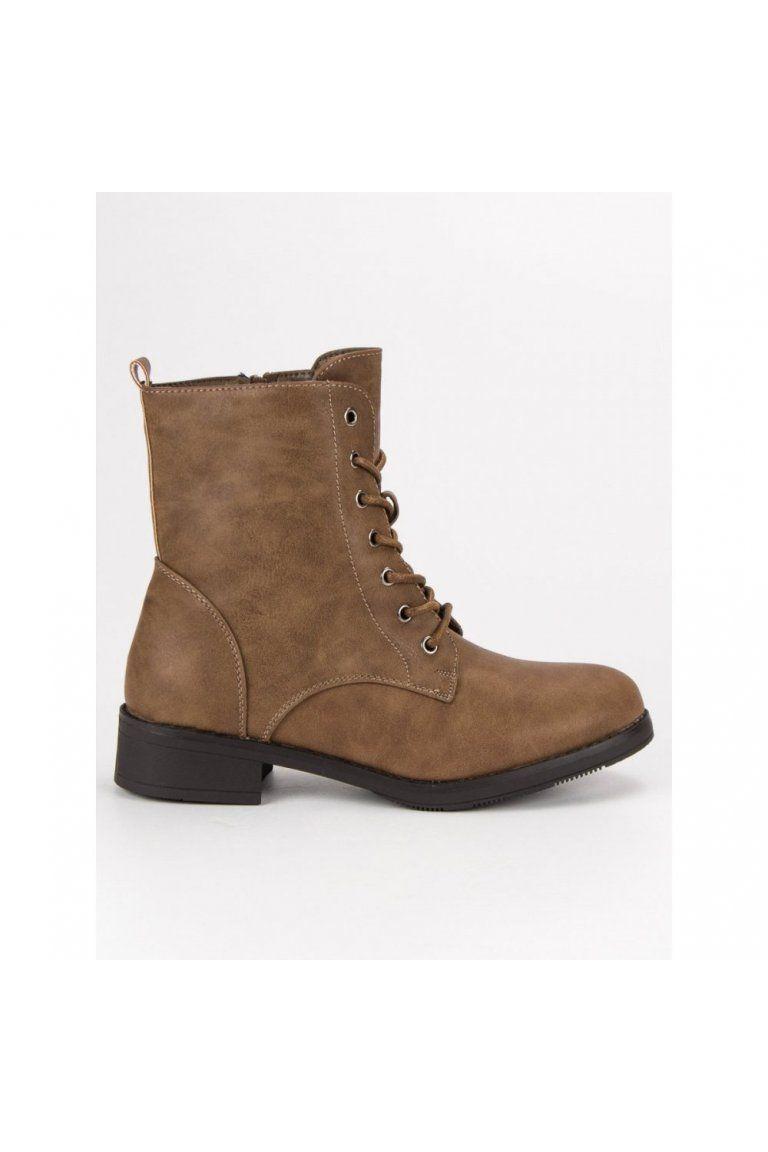 a37f5424c901a Béžové topánky vysoké workery SDS W122KH | Čižmy Workery - NAJ.SK ...