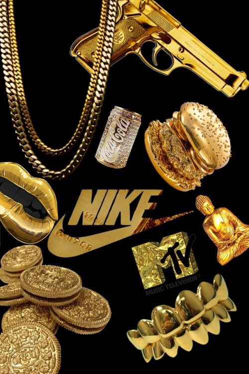 Nikexgoldxmtv blackdiamond w a l l p a p e r hipster wallpaper nike wallpaper nike gold - Money hd wallpapers 1080p ...
