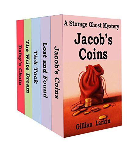 Storage Ghost Mysteries - The Box Set by [Larkin, Gillian]