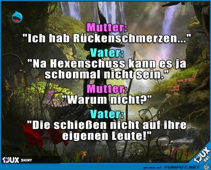 Es war kein Hexenschuss (German Edition)