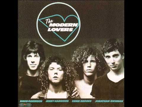 The Modern Lovers Hospital The Modern Lovers Rock Songs Songs