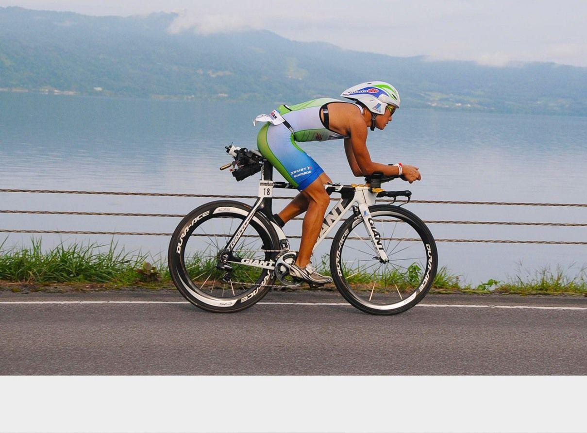 Ironman Triathlon Pro Bike