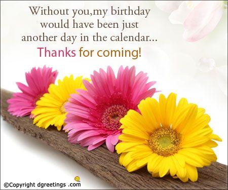 Birthday Thank You Cards Sentiments Pinterest Ecards