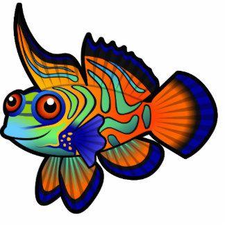 Pin On Cartoon Fish