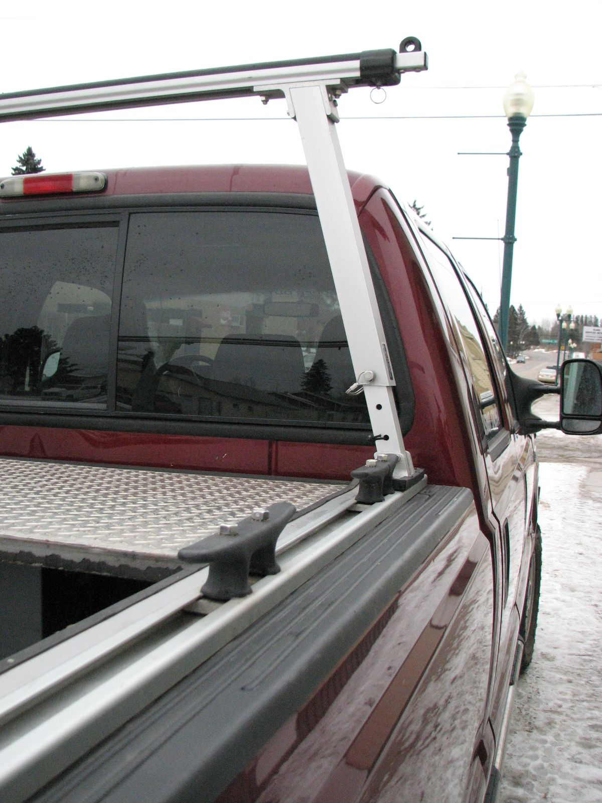 One Tuff Truck Rack Is For Of The Most Versatile Clamp On Racks Market Today It Can Hold Up To 650 Lbs