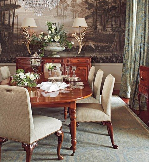 25 Awesome Traditional Dining Design Ideas: 25 Perfect Dining Rooms By AD100 Designers
