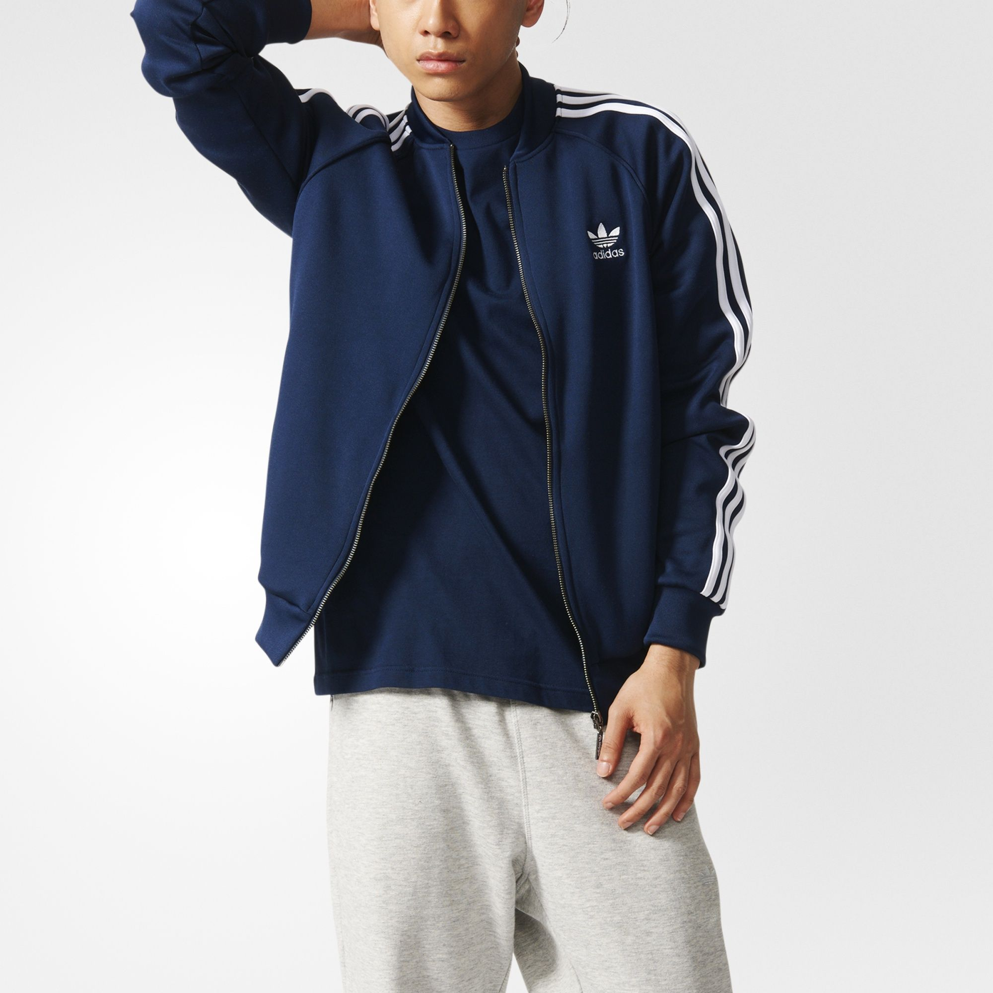 chaqueta superstar adidas