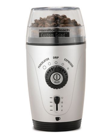 Hamilton Beach Custom Coffee Grinder For Sale At Walmart Canada