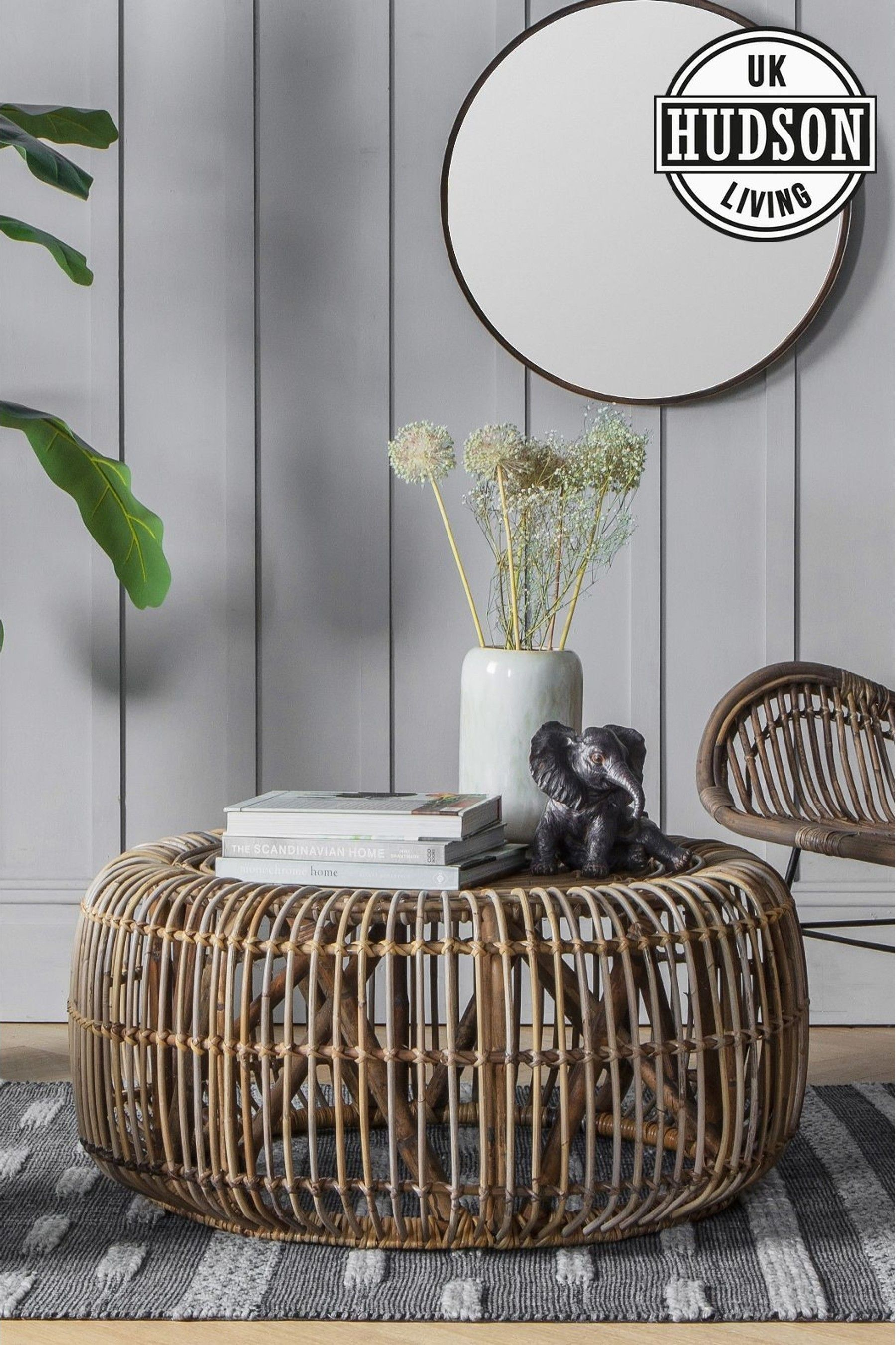Buy Rattan Coffee Table By Hudson Living From The Next Uk Online